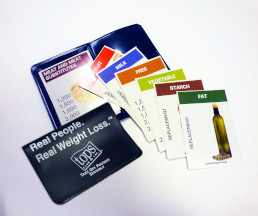 food exchange cards